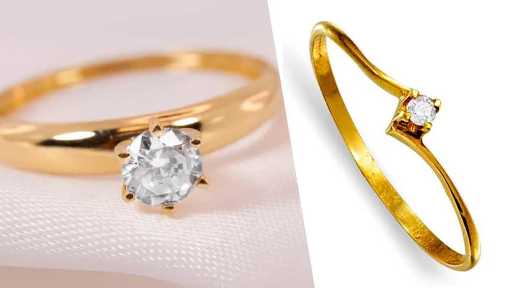 Diferença entre Zircônia e Diamante